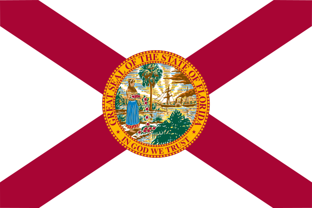 Florida flagga